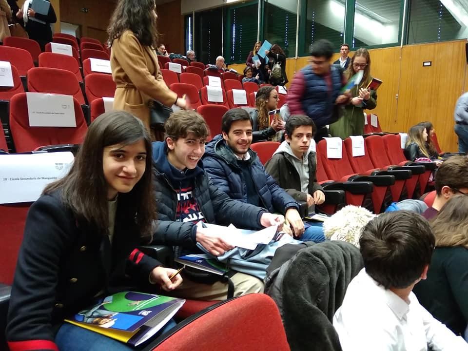Parlamento dos Jovens 2020 – Distrital