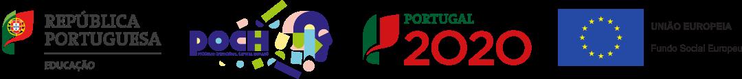 Logotipos RP-POPH-Portugal2020-UE