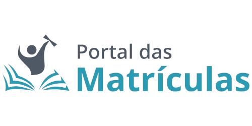 Lototipo do Portal das Matrículas