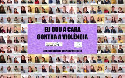 Dou a cara contra a violência