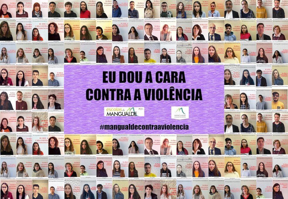 Imagem Eu dou a cara contra a violência